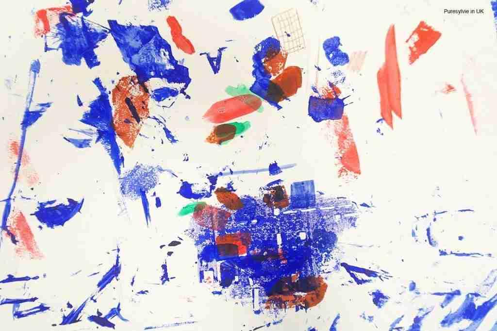 小小交換生日記-Project 3—Printmaking-英國留學生活