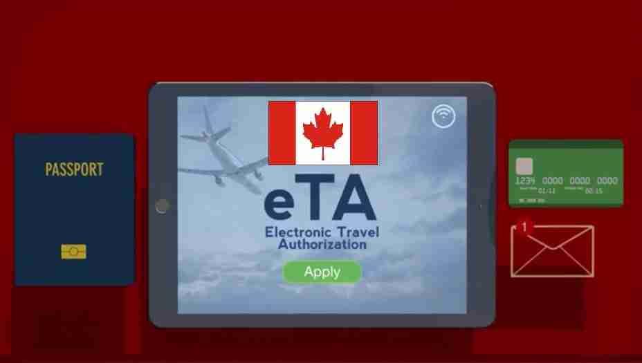 【如何申請加拿大電子旅遊許可eTA】