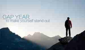 給自己一段休耕期吧!在屬於你的「 Gap Year (空檔年)」創造自我價值,讓你脫穎而出!| 本週主編精選
