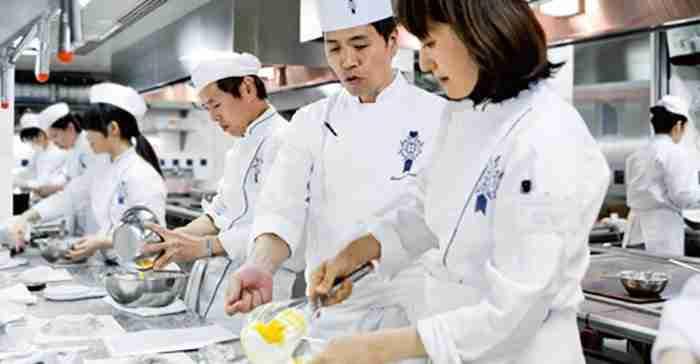 藍帶是什麼 ?頂尖大廚的夢想起源地