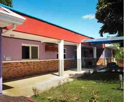 CIP Dormitory 1