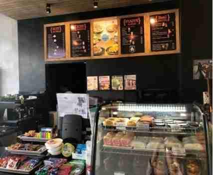 菲律賓EV - 咖啡廳