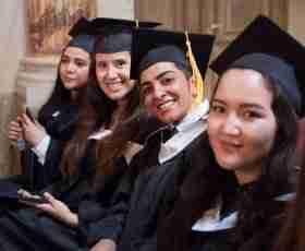 bhms graduate