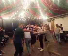 Honer school dancing