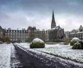 Maynooth snowy