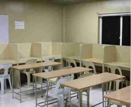 Self study room