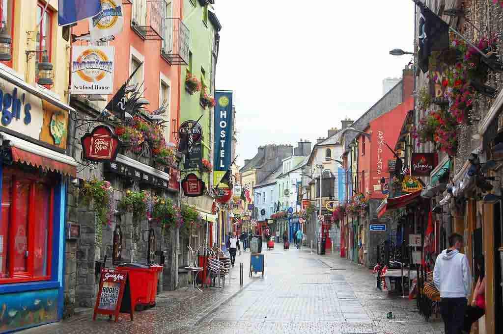 愛爾蘭高威