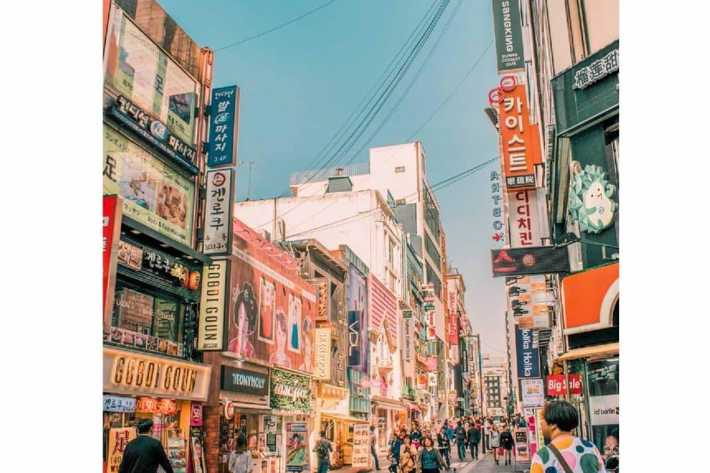 韓國打工度假