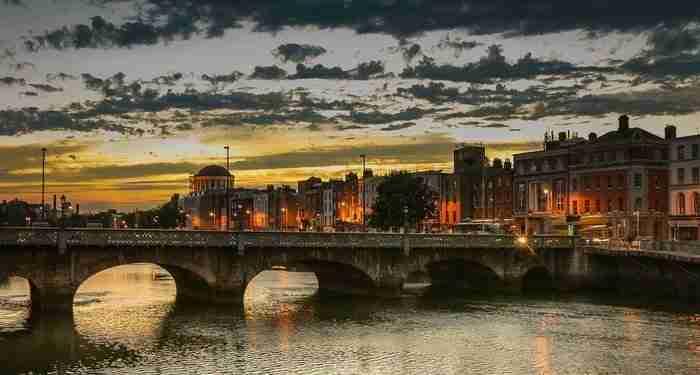 愛爾蘭打工遊學-dublin