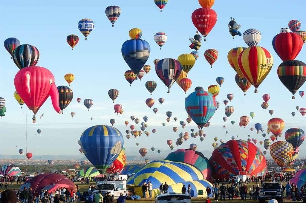 菲律賓遊學必玩必去觀光克拉克熱氣球嘉年華