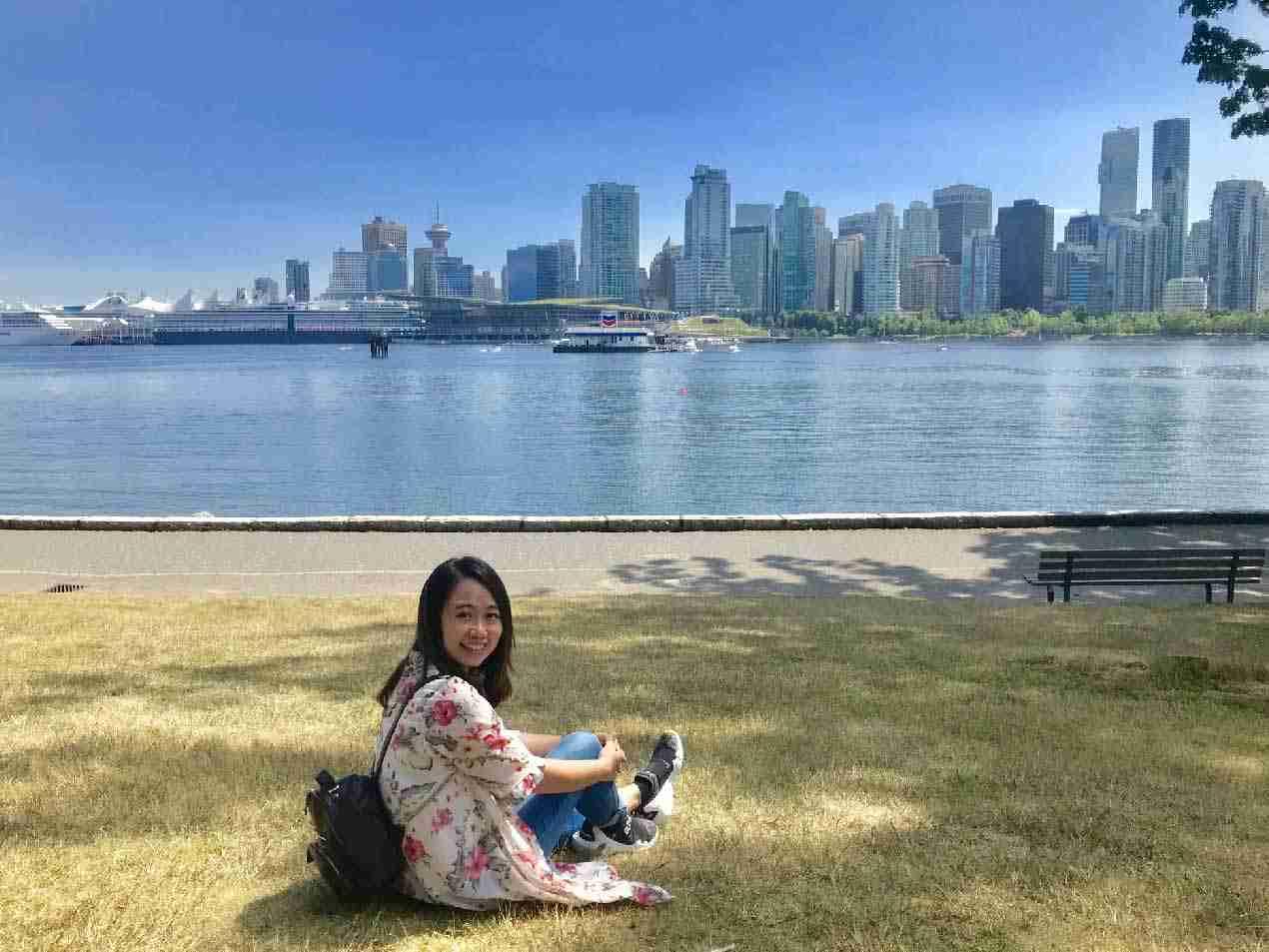 加拿大學生心得分享 – 阿兔 (溫哥華必來 史丹利公園)