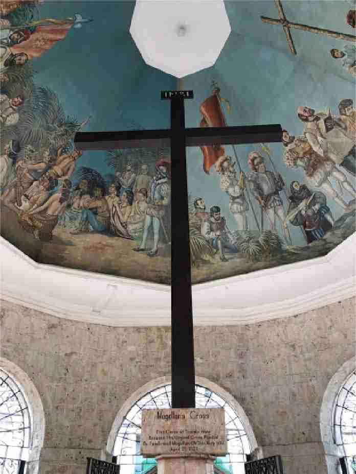 菲律賓遊學必玩必去觀光十字架