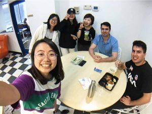 加拿大學生心得分享 – 阿兔 (CICCC的校園簡介)