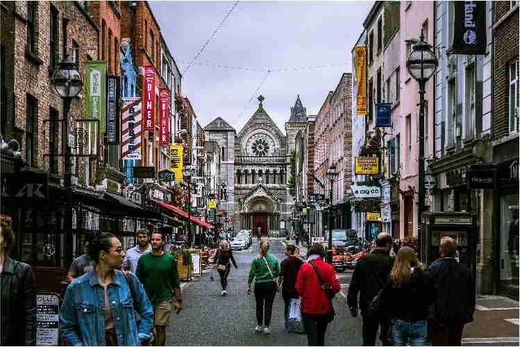 【愛爾蘭景點推薦】剛到都柏林去哪玩?來個City Tour吧!