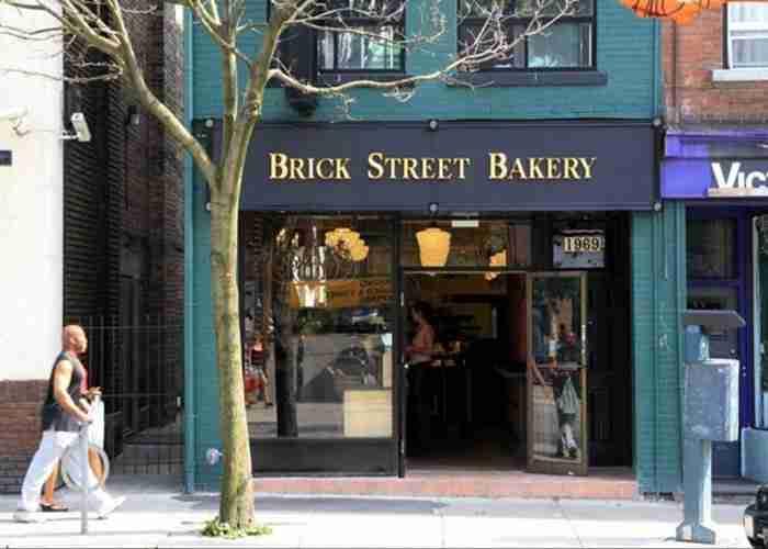 加拿大多倫多打工遊學必吃 Brick Street Bakery