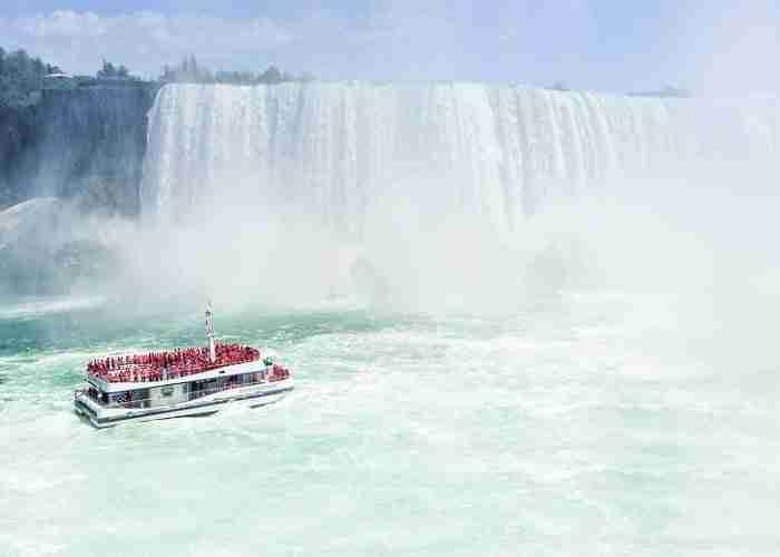 加拿大多倫多打工遊學體驗 尼加拉瓜大瀑布