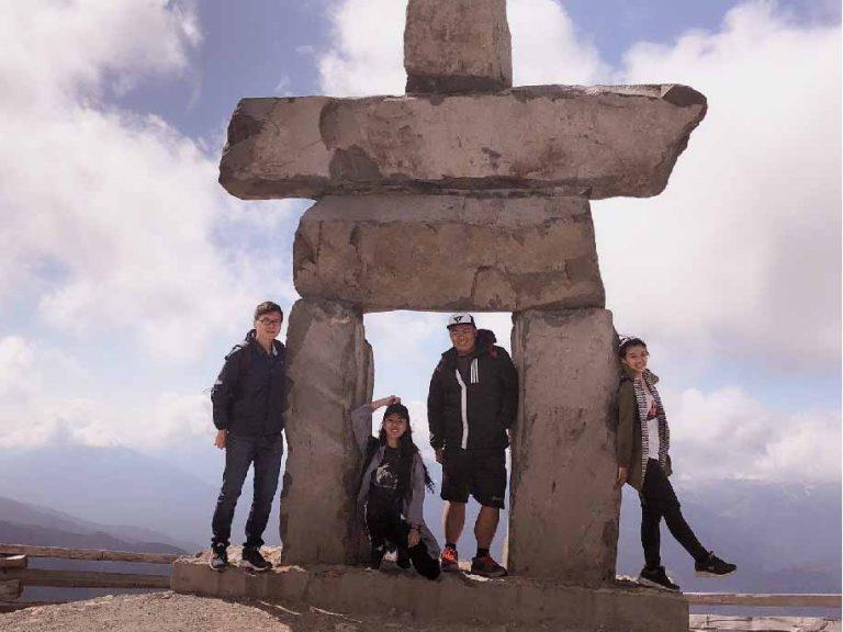 加拿大打工遊學學生心得-惠斯勒滑雪度假村