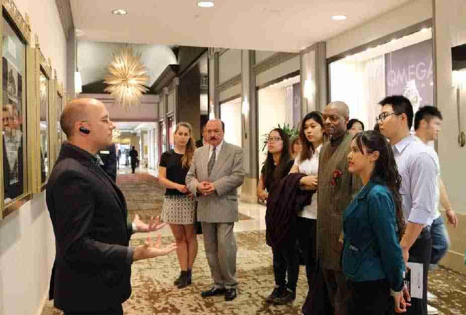 加拿大飯店餐旅打工遊學CICCC