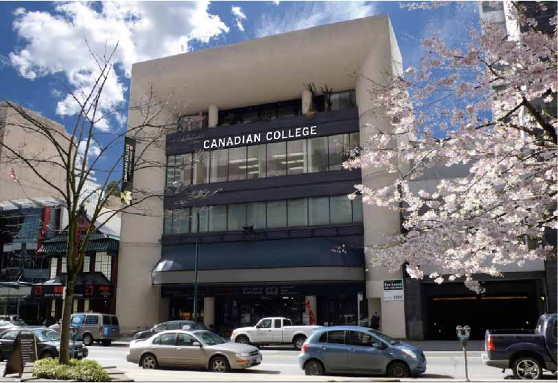 Canadian college 社群行銷