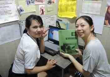 867菲律賓CIA語言學校3 多益