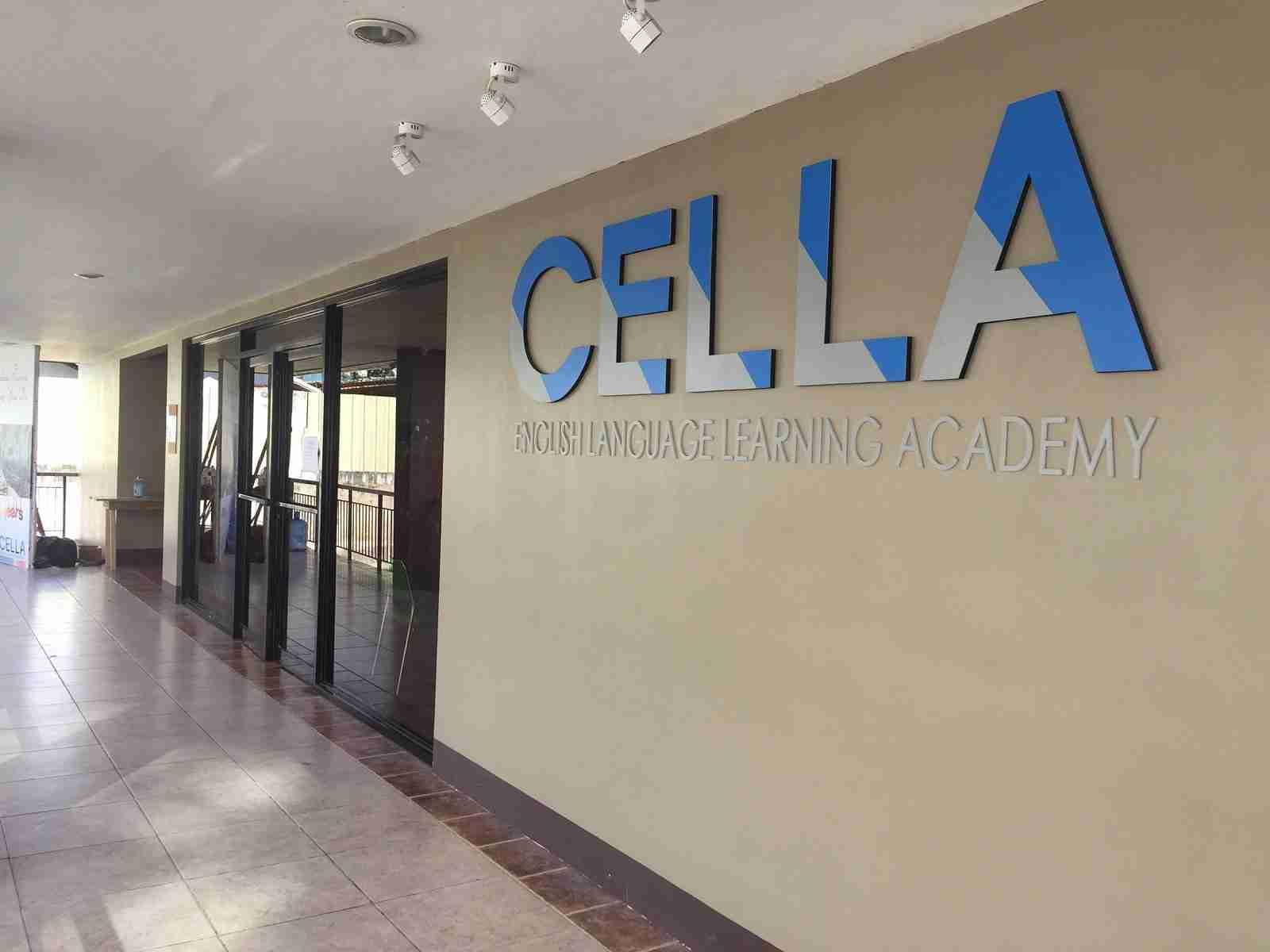 菲律賓宿霧語言學校-cella