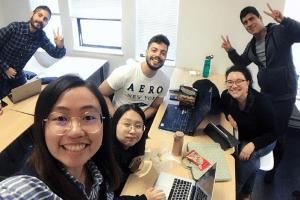 加拿大CICCC學生心得分享 – 阿兔 (數位時代之團隊合作力量大)