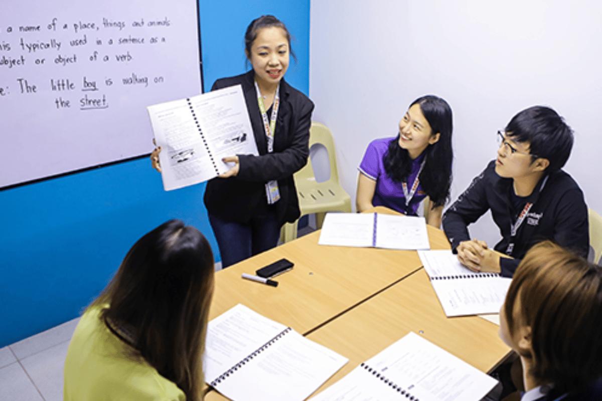 菲律賓多益-vs-一般英文-課程規劃