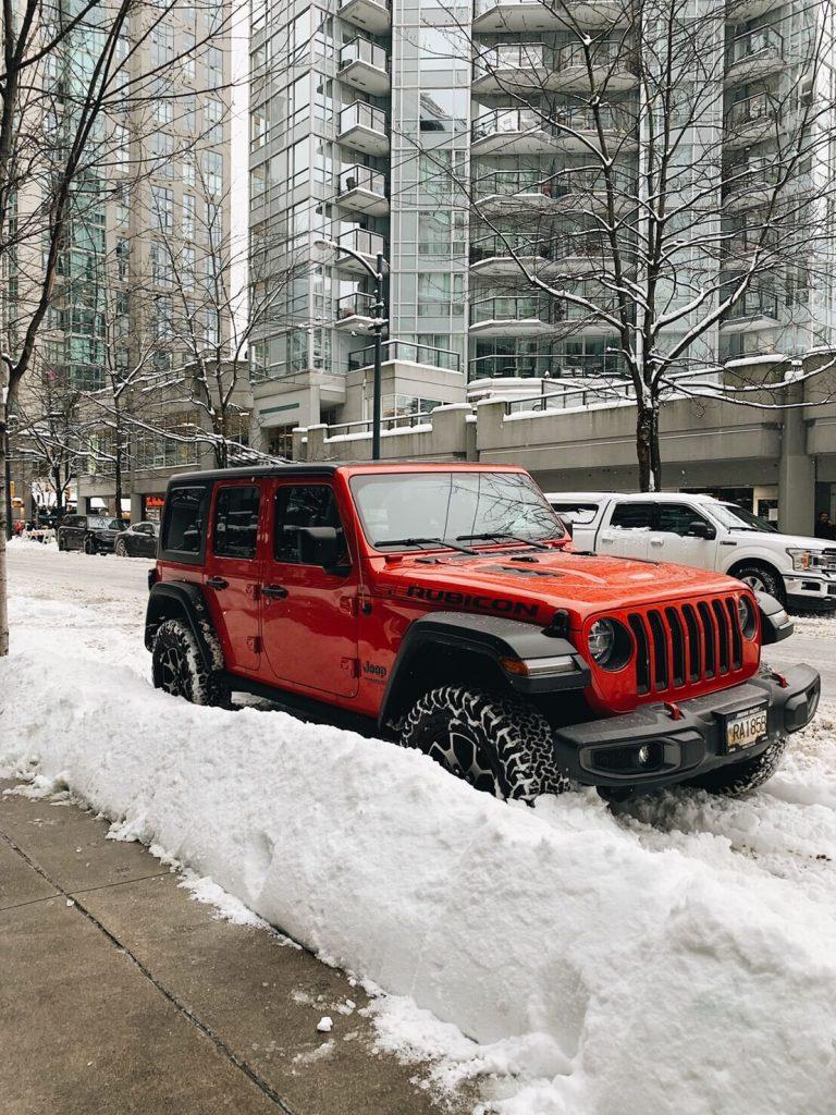 加拿大遊學特派員-下雪3