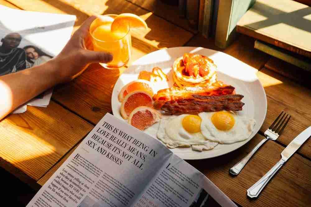 美食英文-早餐英文