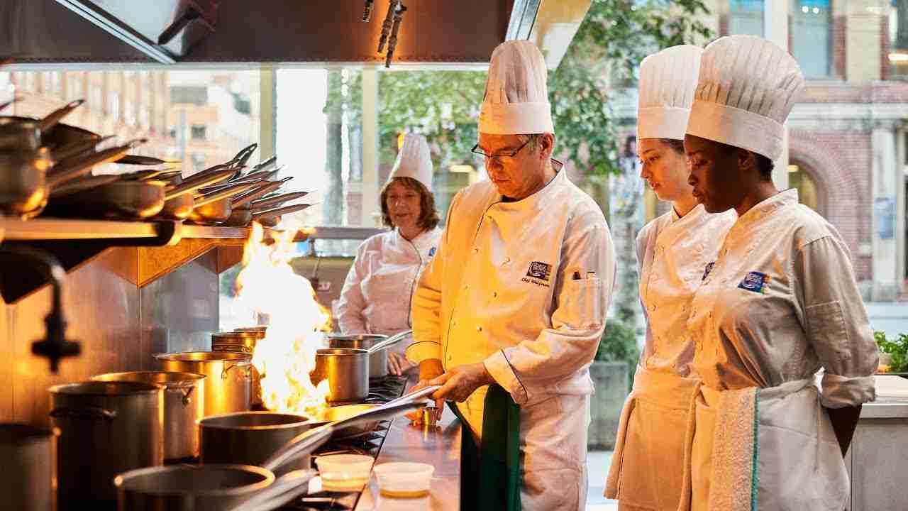 喬治布朗學院 George Brown College – 廚藝烘焙學系