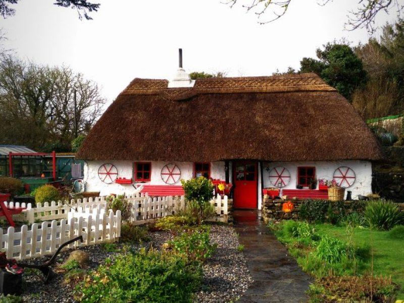 愛爾蘭打工度假- ireland-house
